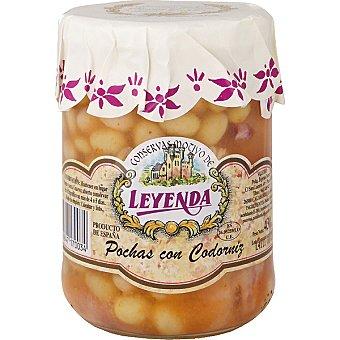 Leyenda Pochas con codorniz frasco 430 g frasco 430 g