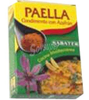 Sabater Preparado de paella 5 sobres de 10 gr