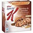 Barritas de chocolate con leche Caja 120 g Special K Kellogg's