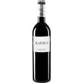Sinforiano Vino Tinto 12 meses Barrica Botella 75 cl