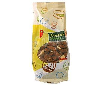 Auchan Almendras Largueta Con Piel, Tostadas y Sin Sal 200g