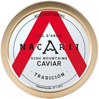 Nacarii Caviar del Valle de Arán lata 100 G Lata 100 g