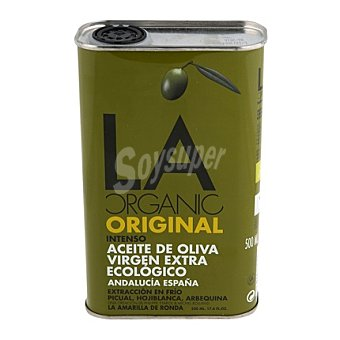 La Organic Aceite de oliva virgen extra intenso 500 ml
