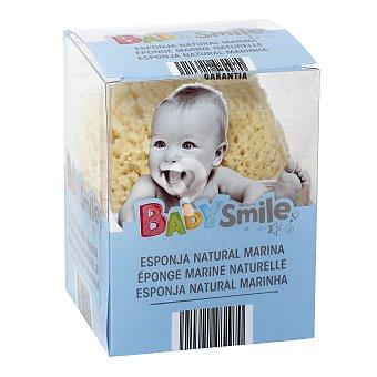 Esponja natural bebe bolsa 1 unidad