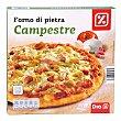 Pizza campestre caja 400 gr 400 gr DIA
