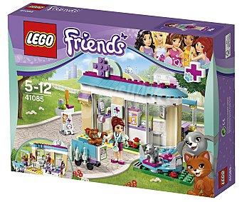 LEGO Juego de construcciones Friends, La clínica Veterinaria, 192 piezas, modelo 41085 1 unidad