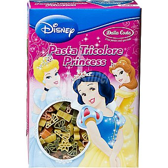 Dalla Costa Pasta Disney Princess tricolor Paquete 250 g