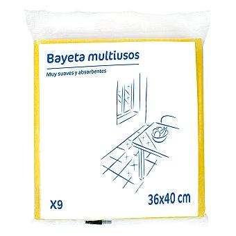 Carrefour Bayetas Multiusos Colores surtidos 9 ud