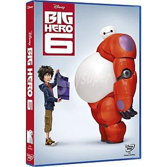 Hero Big 6 en DVD