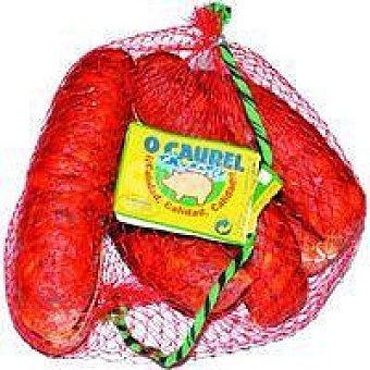 O`CAUREL Chorizo casero malla O' Bandeja 500 g