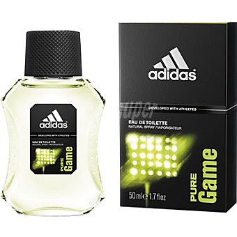 ADIDAS Pure Game eau de toilette natural masculina spray 50 ml Spray 50 ml