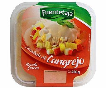 Fuentetaja Ensalada Cangrejo 450 Gramos