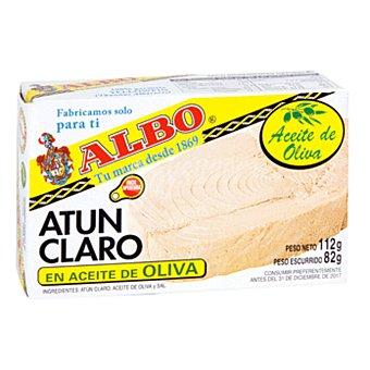 Albo Atún claro en aceite de oliva 82 g peso neto escurrido