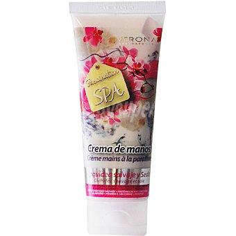 VERONA crema de manos de Orquídeas Salvajes y Seda  tubo 75 ml