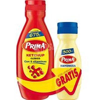 Prima Ketchup 675+Mahonesa 300