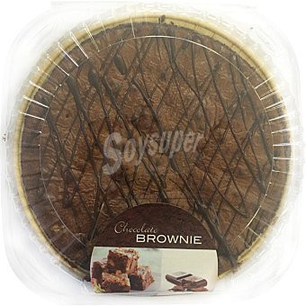 Jsp Brownie de chocolate con nueces  Pieza 400 g