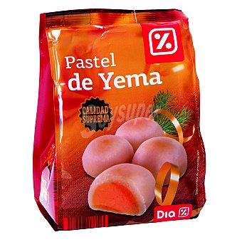DIA Pastel de yema bolsa 200 gr Bolsa 200 gr