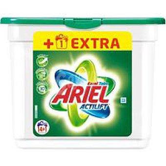 Ariel Detergente en cápsulas  Actilift Caja 14+1 dosis