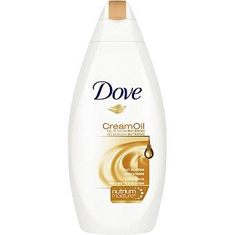 Dove gel de ducha nutritivo con aceites esenciales Frasco 400 ml