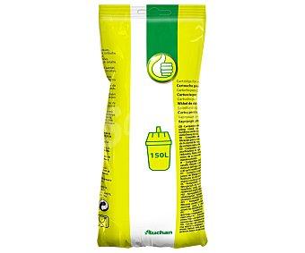 PRODUCTO ECONÓMICO ALCAMPO Filtro para jarras filtrantes o purificantes, duración: 150 Litros (4-6 semanas) 1 Unidad