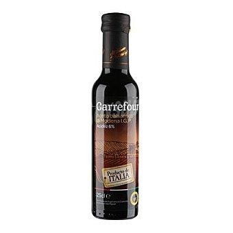 Carrefour Vinagre balsámico de Módena 250 ml