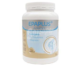 Epaplus Colágeno con ácido hialurónico y magnesio con sabor a vainilla 325 g