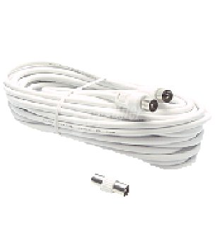 Carrefour SET TV 9,5M+ADAPTADOR 5M CFL161