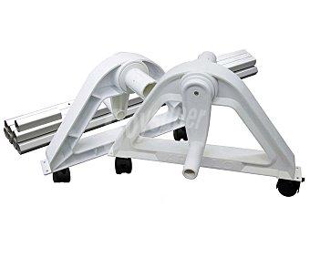 KOKIDO Fabricado de resina muy resistente, incorpora siete secciones de tubo largo y una de tubo corto, de forma hexagonal y fabricados en aluminio, modelo Apollo 1 Unidad