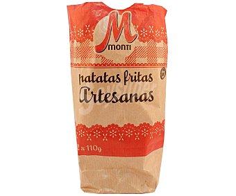 Monti Patatas fritas 2 x 110 g