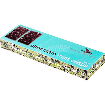 SUMMERDOWN PURE MINT Bombones de chocolate y mint crips estuche 200 g estuche 200 g