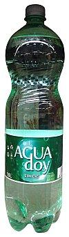 Aguadoy Agua con gas Botella de 1500 cc