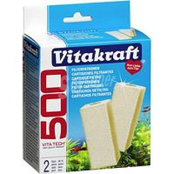 Vitakraft Esponja filtro Citatec 500 Pack 1 unid