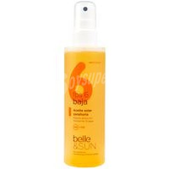 FP6 belle&SUN Aceite de zanahoria Spray 200 ml