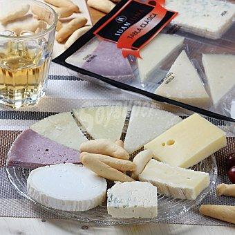 Abrilisto Tabla clásica de quesos 1000 g peso aprox