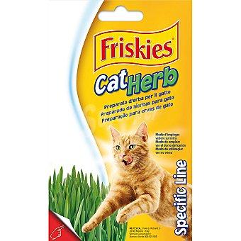 FRISKIES CAT HERB Preparado de hierbas para gato Envase 1 unidad