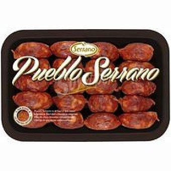 Serrano Chorizo mini picante Bandeja 265 g