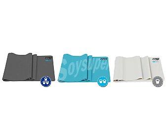 FYTTER Bandas elásticas de latex en 3 colores (azul, blanco y verde) y con tres niveles diferentes de intensidad 3 Unidades