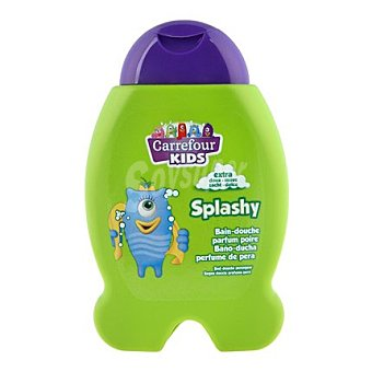 Carrefour Kids Gel de baño perfume de pera extra suave 300 ml