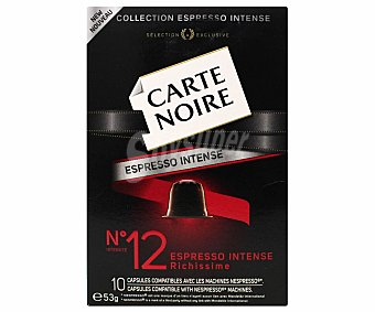 Carte Noire Carte Noire Espresso Richissime Nº 12