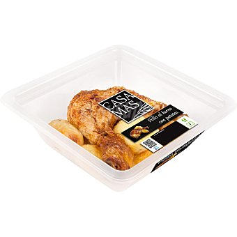 Casa Mas Pollo al horno con patatas Envase 250 g