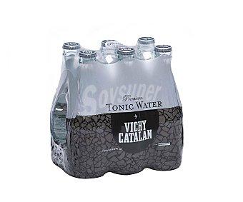Vichy Catalán Tónica Pack de 6 botellas de 25 centilitros