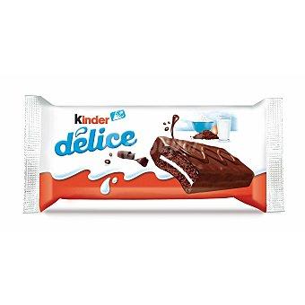 KINDER DÉLICE Bizcocho con Cobertura de Chocolate 42 gr