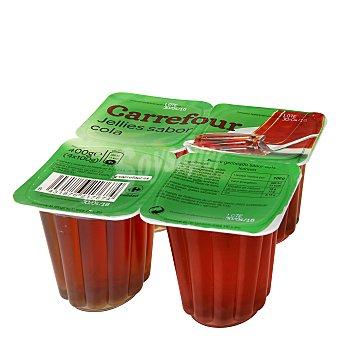 Carrefour Gelatina de cola 4x100 g