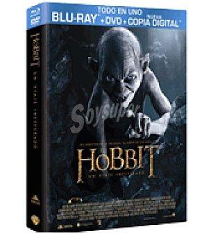 HOBBIT UN VIAJE INESPERADO DVD+BR+DC+ L