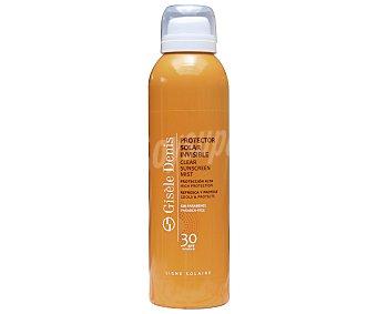 Gisele Denis Protector solar en spray con acabado invisible y factor de protección 30 (medio) 200 ml
