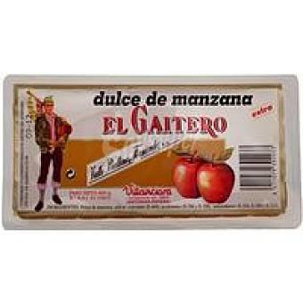 El Gaitero Dulce de manzana Tarrina 400 g