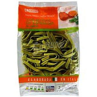 Eroski Tagliatelle de espinacas Bolsa 250 g