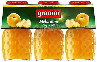 Granini Zumo de melocotón Pack 3x20 cl