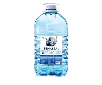 Agua de Benassal Agua mineral benassal Garrafa de 5 l