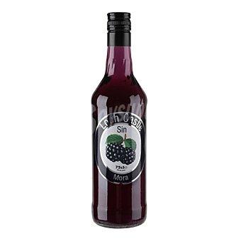 Loch Castle Licor sin alcohol sabor a mora 75 cl